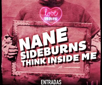 Nane + Sideburns + Think Inside me-background
