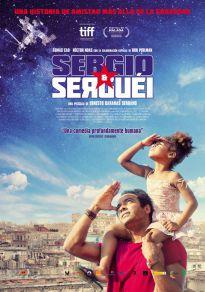 Cartel de la película Sergio y Serguéi