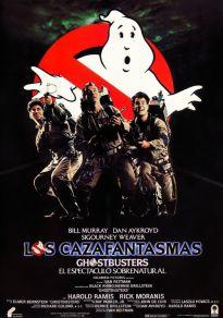 Cartel de la película Los Cazafantasmas