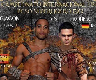 Campeonato Internacional IBF Boxeo