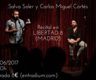 Salva Soler y Carlos Miguel Cortés