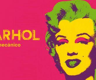 Andy Warhol, el arte mecánico + Giorgio de Chirico