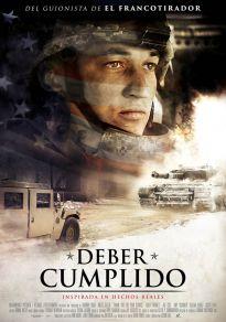 Cartel de la película Deber cumplido