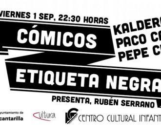 Comicos Etiqueta Negra
