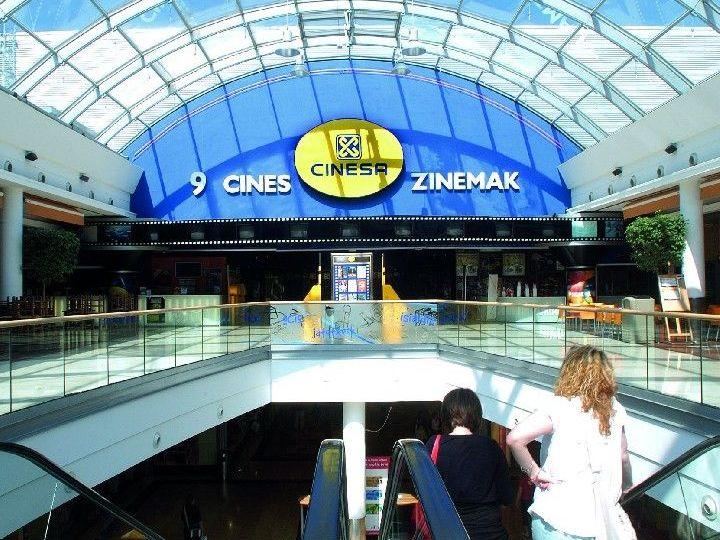 Cartelera De Cinesa Artea 3d Bilbao