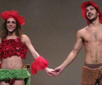 Eva y Adán