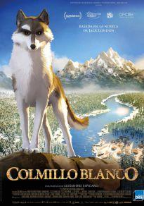 Cartel de la película Colmillo blanco