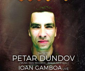 Petar Dundov + Ioan Gamboa + Soulwerk