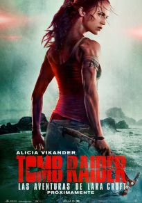Cartel de la película Tomb Raider