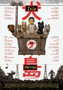 Cartel de la película Isla de Perros