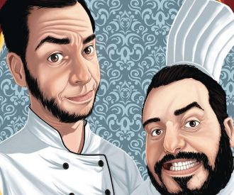 Aaron Gómez & Kike Pérez a la Carta