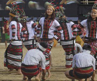 Bamboo Dance Festival