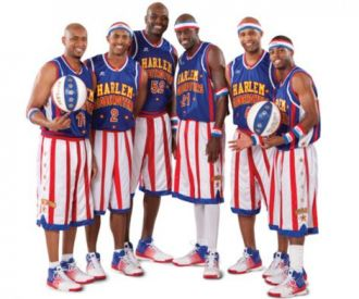 Harlem Globetrotters-background