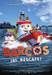 Cartel de la película Barcos, ¡al rescate!