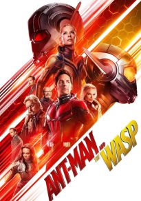 Cartel de la película Ant-Man y la Avispa