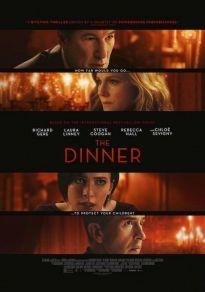 Cartel de la película La cena