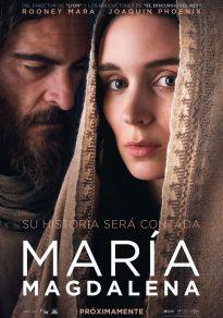 Cartel de la película María Magdalena