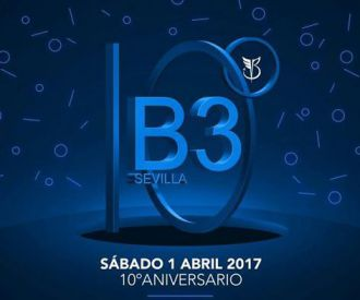 10º Aniversario b3 Sevilla