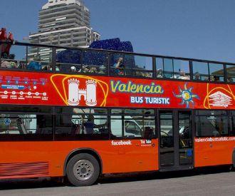 Bus turístico por Valencia