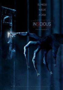 Cartel de la película Insidious: La última llave