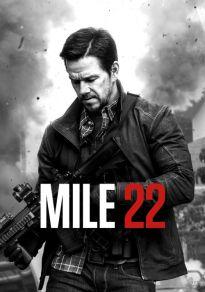 Cartel de la película Milla 22