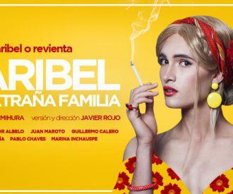 Maribel y la extraña familia - Javier Rojo