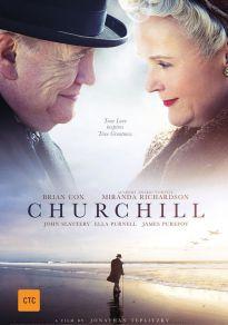 Cartel de la película Churchill