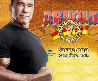 Expo Arnold Classic Europe