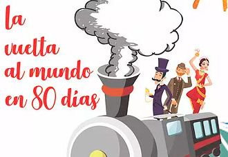 La vuelta al mundo en 80 días - Teseo Teatro