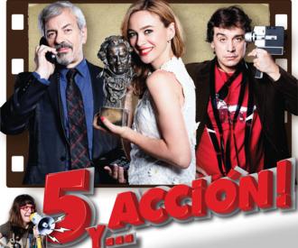 5 y acción