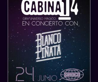 Cabina14 + Blanco Piñata