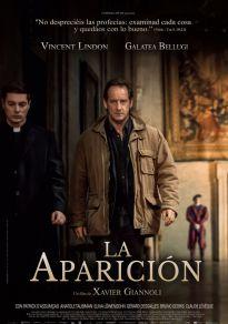 Cartel de la película La aparición