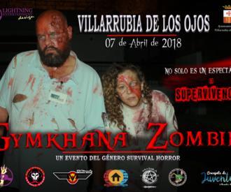Led: Villarrubia de los Ojos Zombie