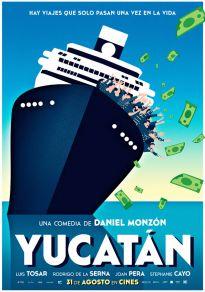 Cartel de la película Yucatán