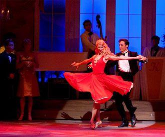 Dirty Dancing, El Musical -background