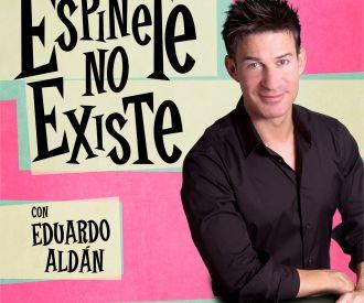 Eduardo Aldán: Espinete no existe-background