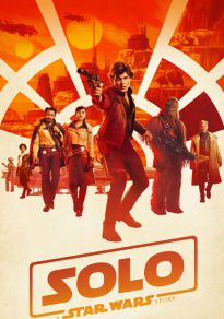Cartel de la película Han Solo: Una historia de Star Wars