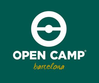 Open Camp Barcelona-background