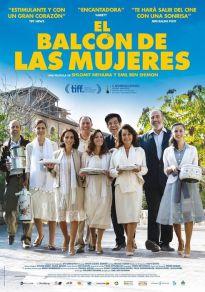 Cartel de la película El balcón de las mujeres