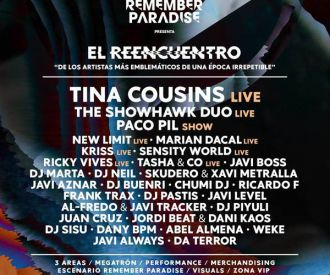 Remember Paradise: ¡El Reencuentro!