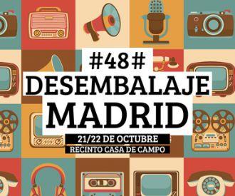 Desembalaje de Antigüedades de Madrid