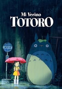 Cartel de la película Mi vecino Totoro