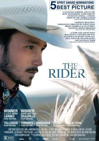 Cartel de la película The Rider