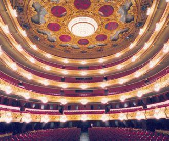Visita el Gran Teatre del Liceu