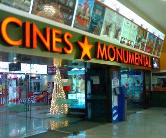 Cartelera de cines monumental almer a for Cartelera avenida sevilla