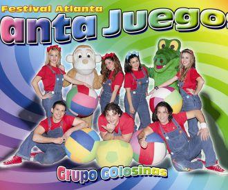 Canta Juegos - Grupo Golosina
