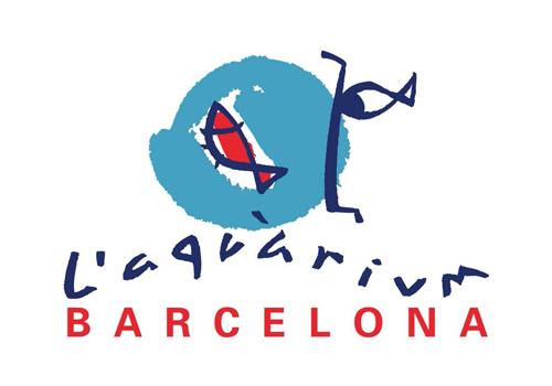 Resultat d'imatges de logo aquarium barcelona
