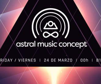 Astral Music Concept - Christian Burkhardt