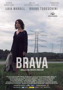 Cartel de la película Brava (Cine)