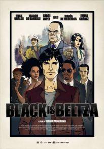 Cartel de la película Black is Beltza